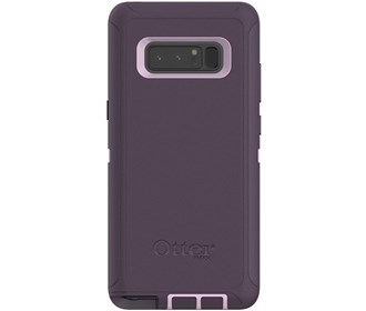otterbox defender for samsung galaxy note8 purple nebula
