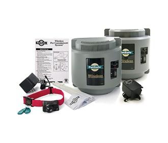 petsafe pif 300 with extra transmitter