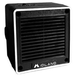 "<ul> <li><span class=""blackbold"">Dynamic Speaker</span></li> <li>Swivel Base</li> <li><span class=""bluebold"">Switchable Noise Filter</span></li> <li>5' Cable </li> <li>3.5mm Plug</li> <li>Compatible with: <br />- All Midland CB Radios &amp; MicroMobile Radios</li> </ul>"