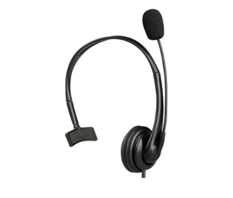 factory essential usb a mono headset