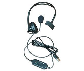 factory essential usb a mono headset