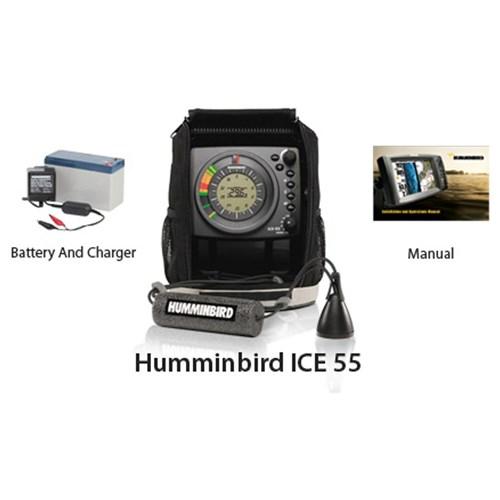 humminbird ice55