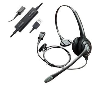 Factory Essential HD251QD Mono USB Headset
