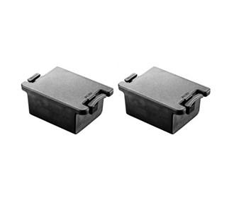 standard battery for ozonics orion/hr300 2 pack