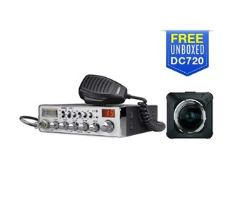 uniden pc78ltx with free dc720 camera
