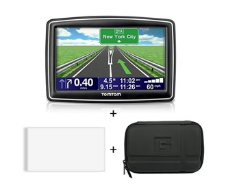tomtom xxl 540s world traveler edition safeguard bundle