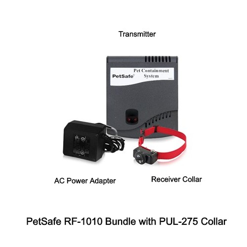 petsafe rf 1010 bundle with pul 275 collar