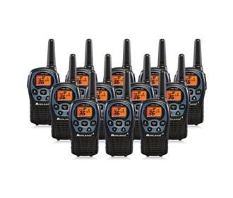 midland xtra talk lxt560vp3 12 radios