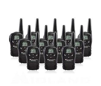 midland xtra talk lxt118 12 radios