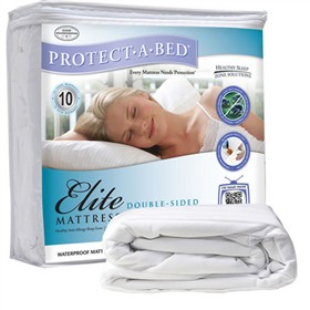 protect a bed elite mattress protector twin xl