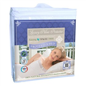 protect a bed luxury pillow protector