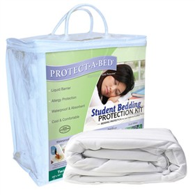 protect a bed student protection kit