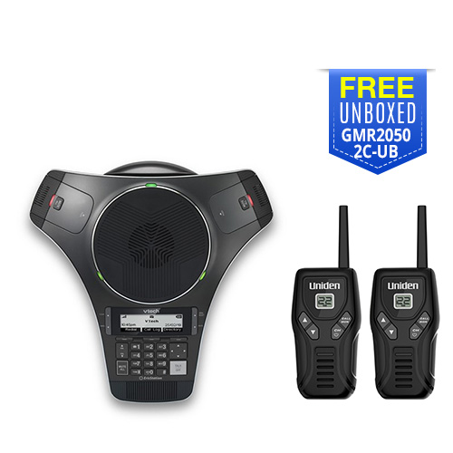 vtech vcs712 2w with free gmr2050 2c two way radio