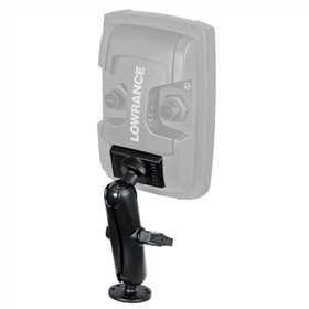 lowrance ram 1 inch mark/elite 4inch series quick release mounts