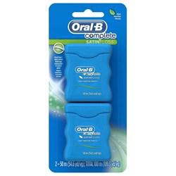 <ul> <li>Dental Floss</li> <li>Satin-like Texture</li> <li>Helps Remove Plaque</li> <li>Mint Floss</li>  </ul>