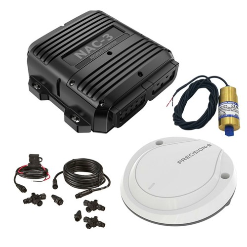 simrad nac 3 vrf autopilot core pack with steadysteer