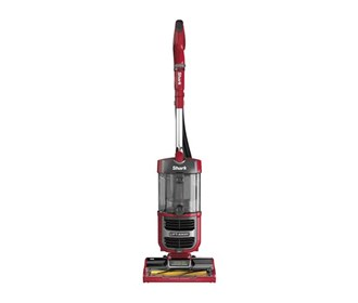 shark navigator speed upright vacuum with lift away and self cleaning brushroll   zu562