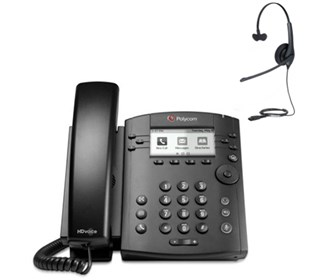 polycom 2200 46135 025 w Jabra Headset Option
