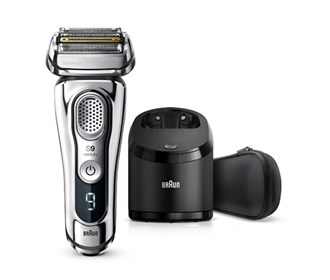 braun 9376cc wet and dry shaver