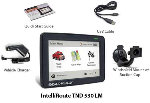 rand mcnally tnd530lm