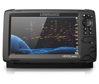 lowrance hook reveal 9 50 200khz hdi with c map contour plus card