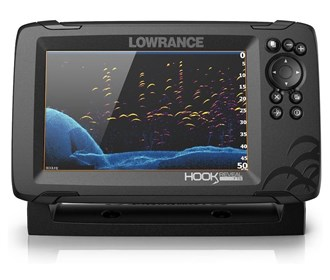 lowrance hook reveal 7 tripleshot with c map contour plus  card