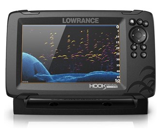 lowrance hook reveal 7 splitshot with c map contour plus card