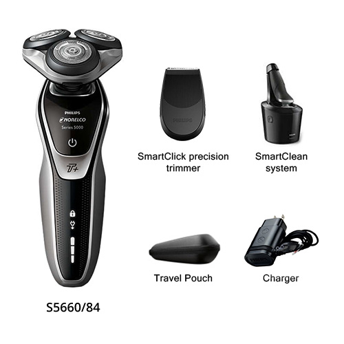 norelco Shaver 5750 s5660/84