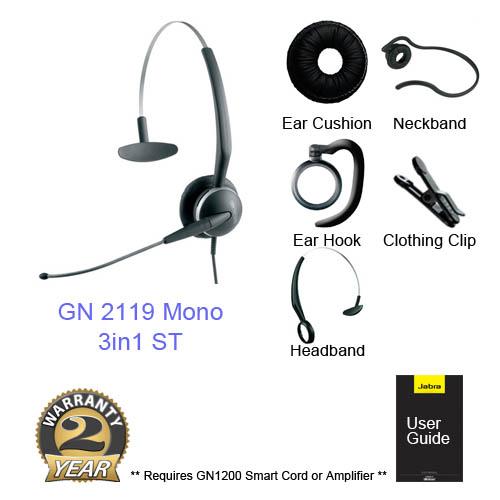 gn netcom gn2119st