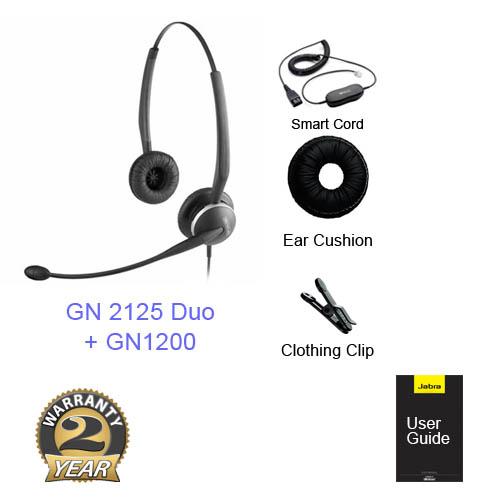 gn netcom 2125 duo