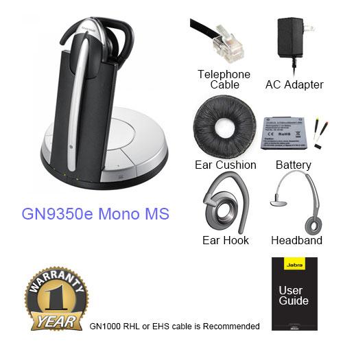 gn netcom 9350 oc