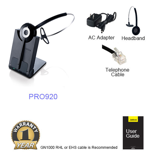 jabra pro920 mono with lifter