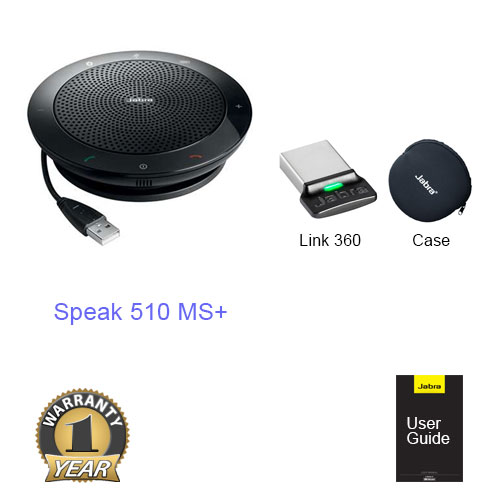 jabra speak 510 plus ms 7510 309