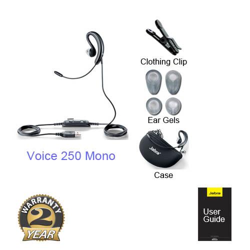 jabra voice 250 mono