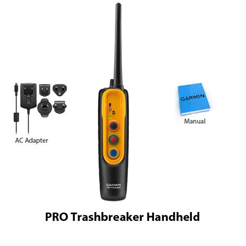 tri tronics pro trashbreaker handheld
