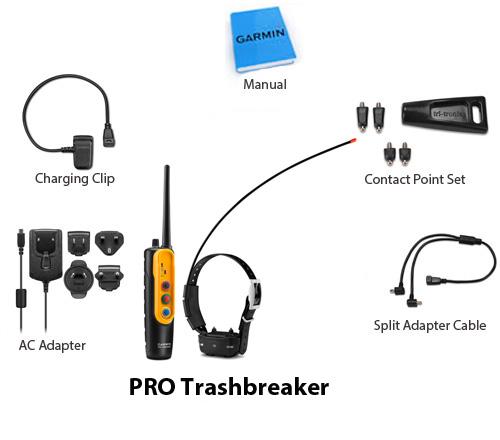 tri tronics pro trashbreaker system