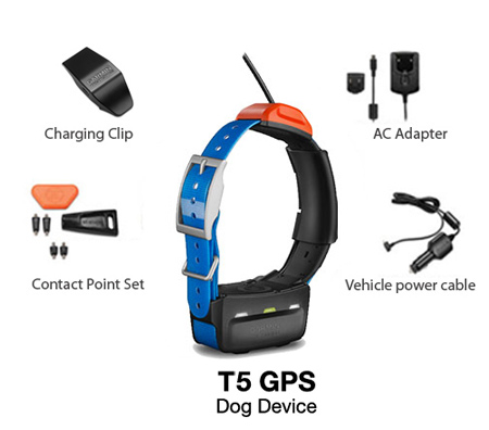 garmin t 5 dog tacking device