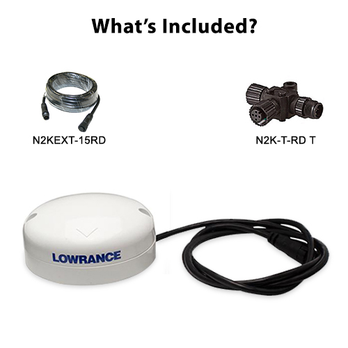 lowrance point 1 gps antenna