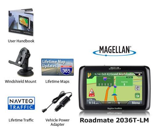 magellan roadmate 2036tlm