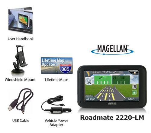 magellan roadmate2220lm