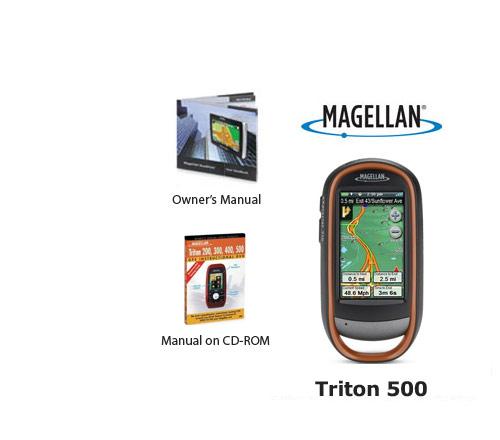 magellan triton 500