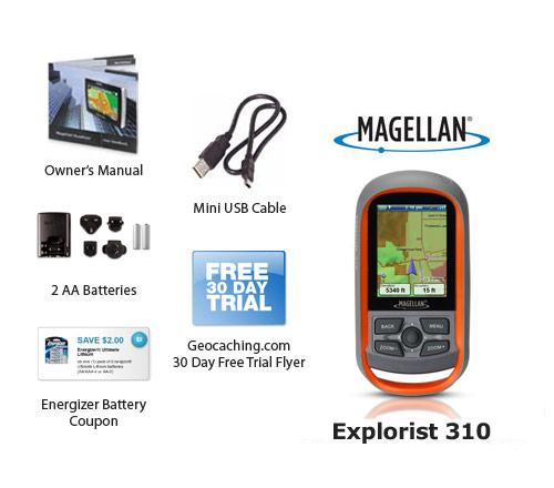 magellan explorist310