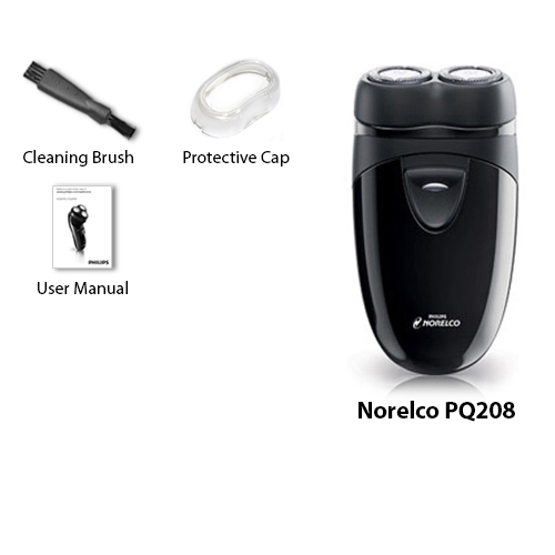 norelco pq208 40