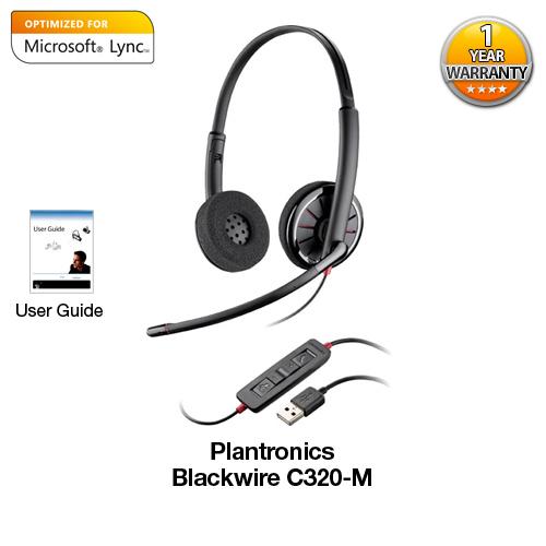 plantronics blackwire c320 m