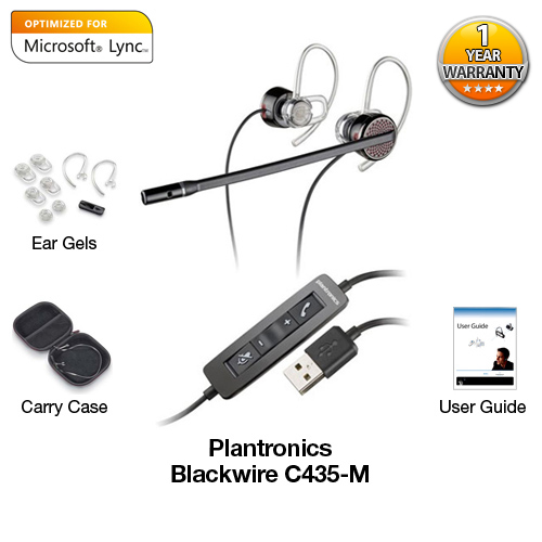 plantronics blackwire c435 m