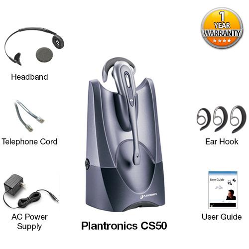plantronics pl cs50