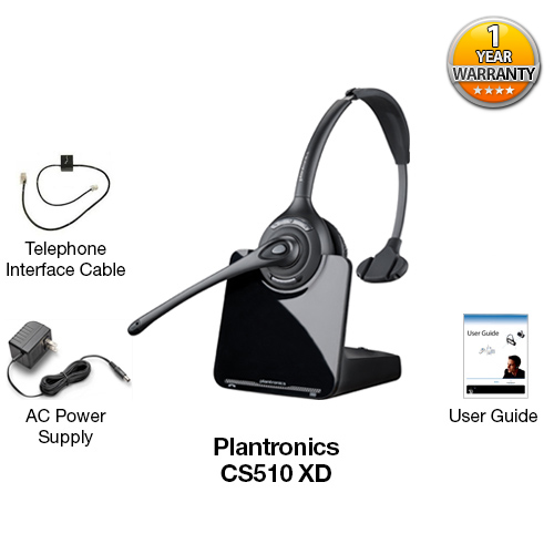 plantronics cs510 xd