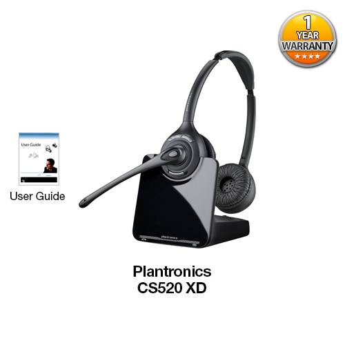 plantronics cs520 xd