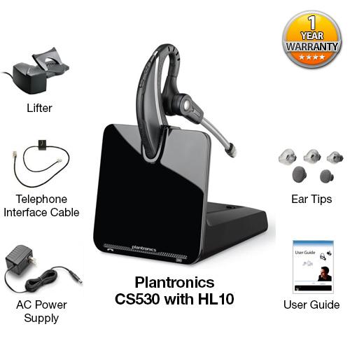 plantronics cs530 hl10