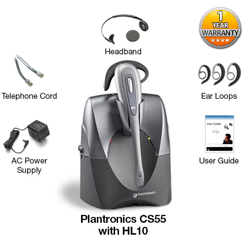 plantronics cs55